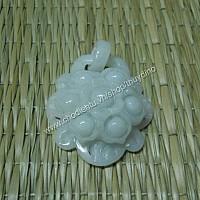 Mặt chùm nho đá cẩm thạch trắng