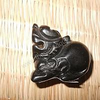 Tỳ Hưu đá đen Phật Sơn