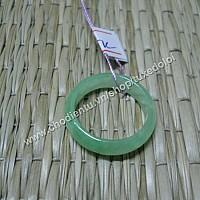 Nhẫn cẩm thạch xanh