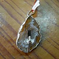 Mặt dây chuyền đá agate