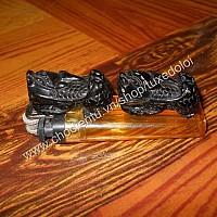 Tỳ Hưu vảy rồng đá đen Phật Sơn