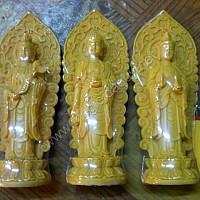 Tam Thế Phật bột đá, hàng đẹp