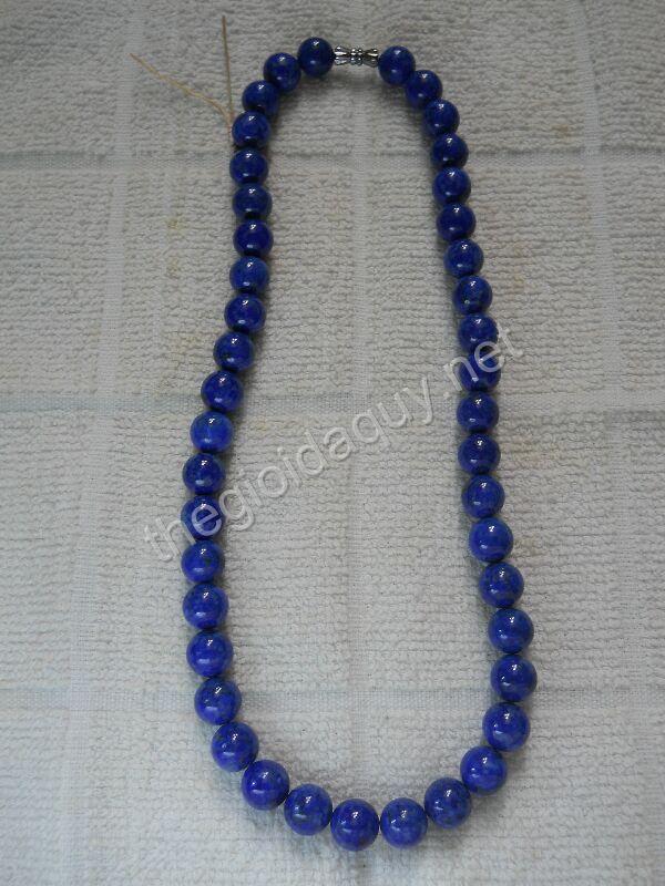 Dây chuyền đá lapis lazuli