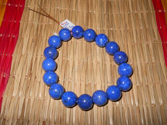Vòng tay đá lapis lazuli 10 ly