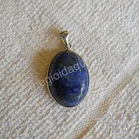 Mặt dây chuyền Lapis Lazuli Oval