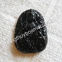 Phật bản mệnh Phổ Hiền bồ tát đá Hắc Ngà