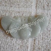Dơi ngậm tiền đá cẩm thạch