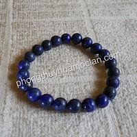 Vòng tay đá lapis lazuli 8 ly