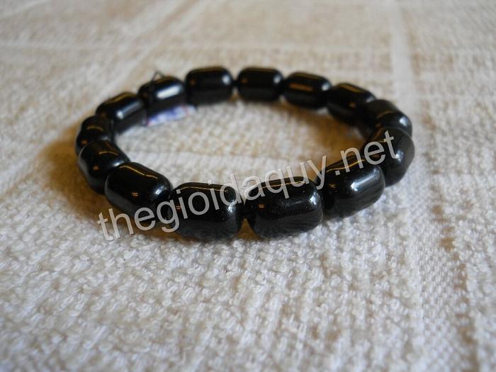 Vòng tay ống Trúc đá Phật Sơn 14