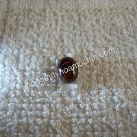 Mặt nhẫn đá Granat 9