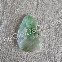 Phật bản mệnh Bất Động Minh Vương đá cẩm thạch A