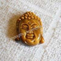Mặt Phật Thủ đá mắt hổ nhỏ