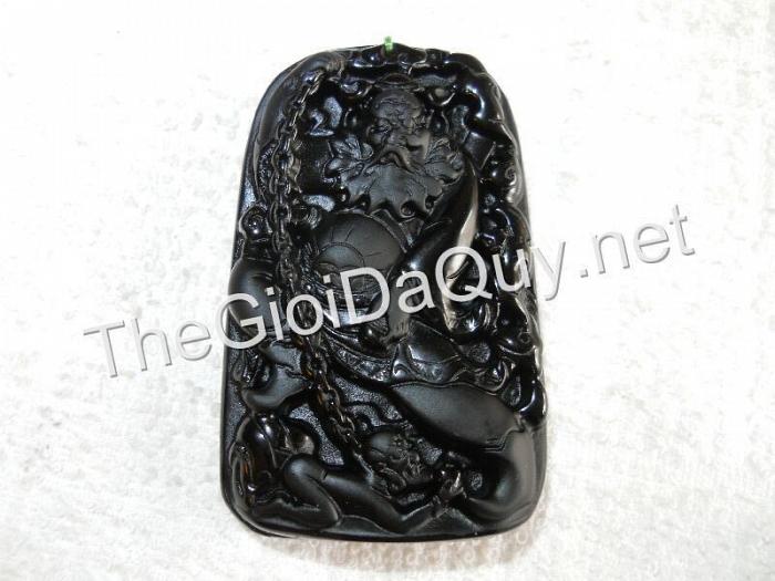 Hắc Đế đá Obsidian lớn
