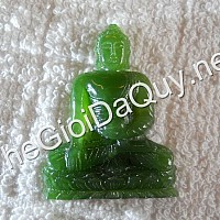 Mặt Phật Ngọc đá ngọc bích A