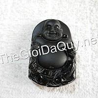 Di Lặc Tỳ Hưu đá Obsidian