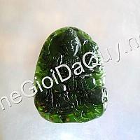 Phật bản mệnh Phổ Hiền đá Serpentine