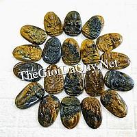 Phật bản mệnh tuổi Thân Như Lai Đại Nhật đá mắt hổ - Chổ bán Đại nhật Như Lai chính gốc phật giáo