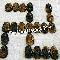 Phật bản mệnh tuổi Thìn Phổ Hiền bồ tát cưỡi Voi đá mắt hổ- Phật bản mệnh Phổ Hiền chính gốc phật giáo