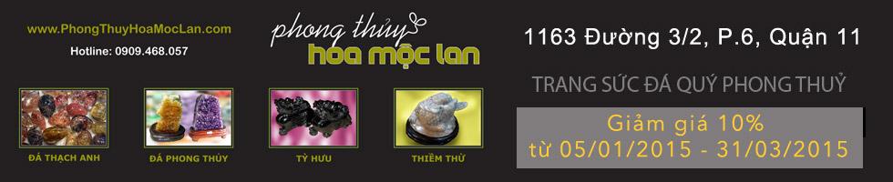Phong thuy Hoa Moc Lan thegioidaquy