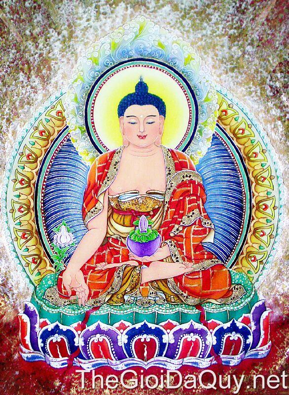 Nam Mô Dược Sư Lưu Ly Quang Phật