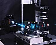 Máy giám định đá quý tia laser chụp cắp lớp