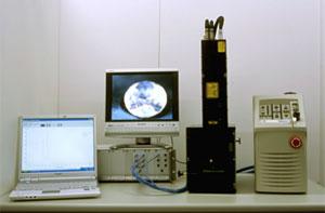 máy giám định đá quý tia laser hồng ngoại