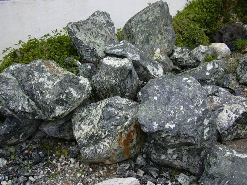 đá serpentine